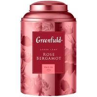 Чай Grennfield Rose Bergamot ж/б 100г