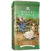 Чай Хейлис Англійський зелений кр/аркуш ж/б 125г
