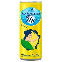 Чай холодний ТМ San Benedetto лимон Італія 0,33л