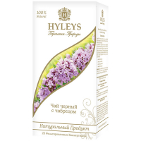 Чай Hyleys черний з чебрецем 25п*1,5г