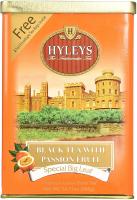 Чай Hyleys чорний Плід пристрасті 400г