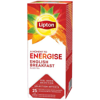 Чай Lipton English Breakfast чорний 25*2г