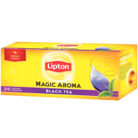 Чай Lipton Magic Aroma 25*2г