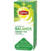 Чай Lipton зелений 25*1,3г