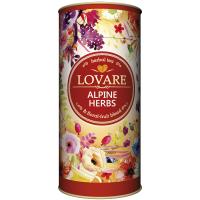 Чай Lovare Альпійські трави тубус 80г
