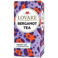 Чай Lovare Bergamot tea 24*2г