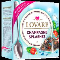 Чай Lovare Бризки шампанського 15пірамідок*2г