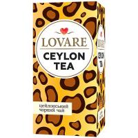 Чай Lovare Ceylon tea 24*2г