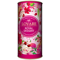 Чай Lovare Королівський десерт 80г х10