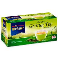 Чай Messmer Gruner Tee зелений байховий 25*1,75г