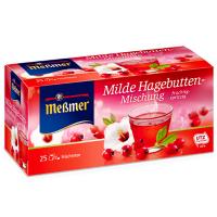 Чай Messmer Milde Hagebutten-Mischung 25*3г