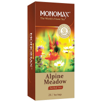 Чай Мономах Alpine Meadow трав`яний 25пак.*1,3г