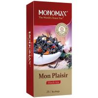 Чай Мономах Mon Plaisir чорний 25*1,5г