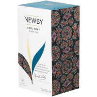 Чай Newby Earl Grey чорний 25пак.*2г
