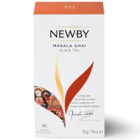 Чай Newby Masala Chai 25 пакет. 50г
