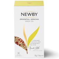 Чай Newby Східна Сенча зелений байховий 25пак 50гр
