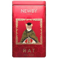 Чай Newby Year of the Rat чорний крупнолистовий 125г