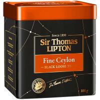 Чай Sir Thomas Lipton Fire Ceylon чорний 100г
