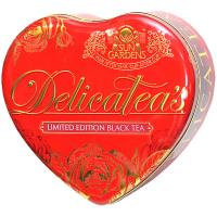 Чай Sun Gardens DelicaTeas чорний 160г