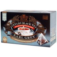 Чай Sun Gardens Earl Grey чорний листовий 2,5*20г