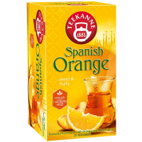 Чай Teekanne Іспанський апельсин 20*2,2г