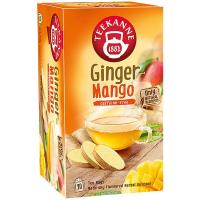 Чай Teekanne Травяний Імбир та манго 20пак 35г