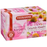 Чай Teekanne Захист імунітету 20*2г