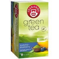 Чай Teekanne зелений Матча з чорницею 20пак.*1,75г