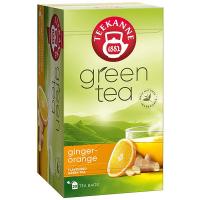 Чай Teekanne зелений з апельсином та імбиром 20*1,75г