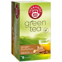 Чай Teekanne зелений з імбірем та корицею 20пак.*1,75г