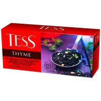 Чай Tess Thyme чорний 25пак.*1,5г