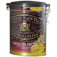 Чай Sun Garden чорний Плід пристрасті з/б 100г