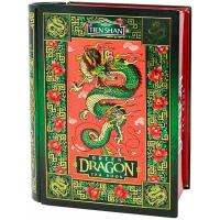Чай Тянь-Шань зелений Зелений Дракон книга 100г