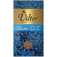 Чай Vilter English Breakfast №1 25пак.*2г