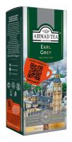 Чай Ahmad Earl Grey 25*2г