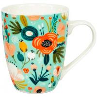 Чашка Keramia Flower Story 360мл арт.21-279-102
