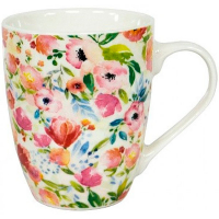 Чашка Keramia Flower Story 360мл арт.21-279-104