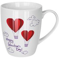 Чашка Love Time 360мл Keramia Арт.21-279-054