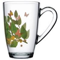 Чашка Pasabahce Баттерфлайс 330мл арт.55393