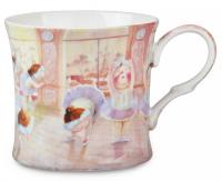 Чашка Lefard Gapchinska 270мл Жизелі на репетиції 924-188