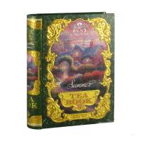 Чай Sun Gardens Книга чаю Літо Том №3 зелений ж/б 100г х10