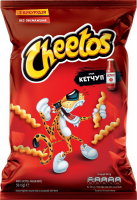 Кукурудзяні палички Cheetos зі смаком кетчупу 50г