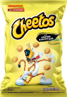 Кукурудзяні кульки Cheetos смак смачної кукурудзи 65г