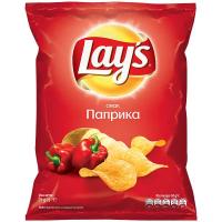 Чіпси Lays смак Паприка 71г