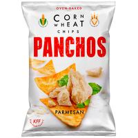 Чіпси Panchos пшенично-кукурудзяні Пармезан 82г