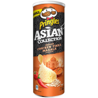 Чіпси Pringles Indian Chicken Tikka 160г