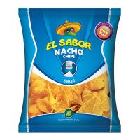Чіпси El Sabor кукурудзяні з сіллю 225г