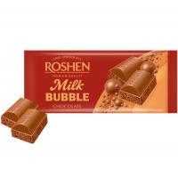 Шоколад Roshen пористий молочний 85г х40