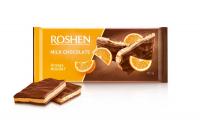 Шоколад Roshen Orange Nougat молочний 90г