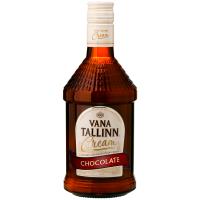Лікер-крем Старий Таллінн шоколад 16% 0,5л х6